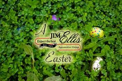 Jim Ellis Easter Egg Hunt