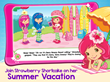 Join Strawberry Shortcake on her summer vacation!