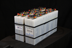 USA Nickel Iron Battery by Encell