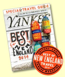 Yankee Magazine Best of New England 2014