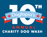 Dogtopia's 10th Annual Charity Dog Wash
