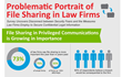 Infographic, File Sharing, Law Firms
