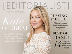 Pre-Fall '14 Issue | Editorialist Magazine