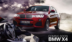 BMW X4 Coming Soon to Bill Jacobs BMW