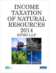 Cover image for Income Taxation of Natural Resources