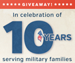 AHRN.com Celebrates 10 Years of Helping the U.S. Military Find Housing...