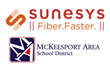 Sunesys Completes 1Gbps WAN for McKeesport Area School District in...