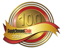 "Blue Ridge Named to ""Supply & Demand Chain Executive 100"" for Cloud Supply Chain Planning Project"