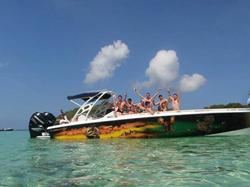 Anguilla Splash Tour
