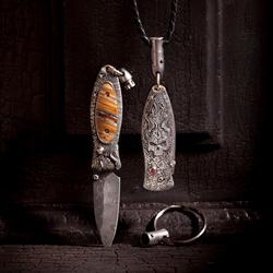 Morpheus Knife Pendant