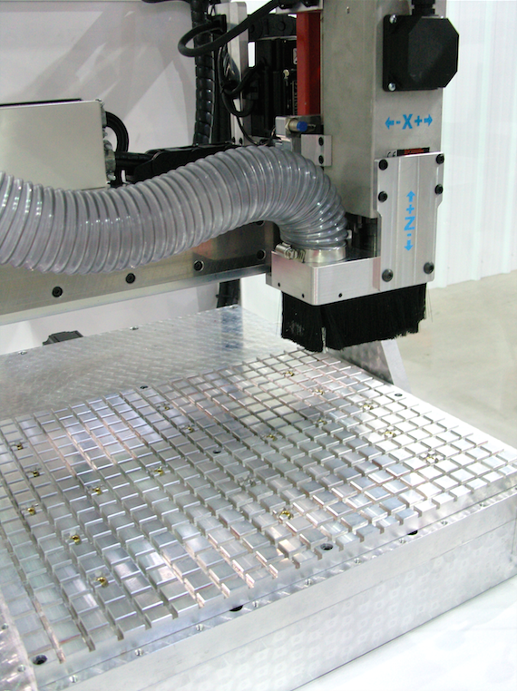 Diversified Machine Systems To Feature The Table Top
