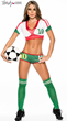 Yandy.com Makes a Goal with New Soccer Themed Costumes
