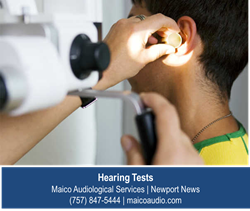 Hearing Test Newport News, VA - Maico Audiological Services