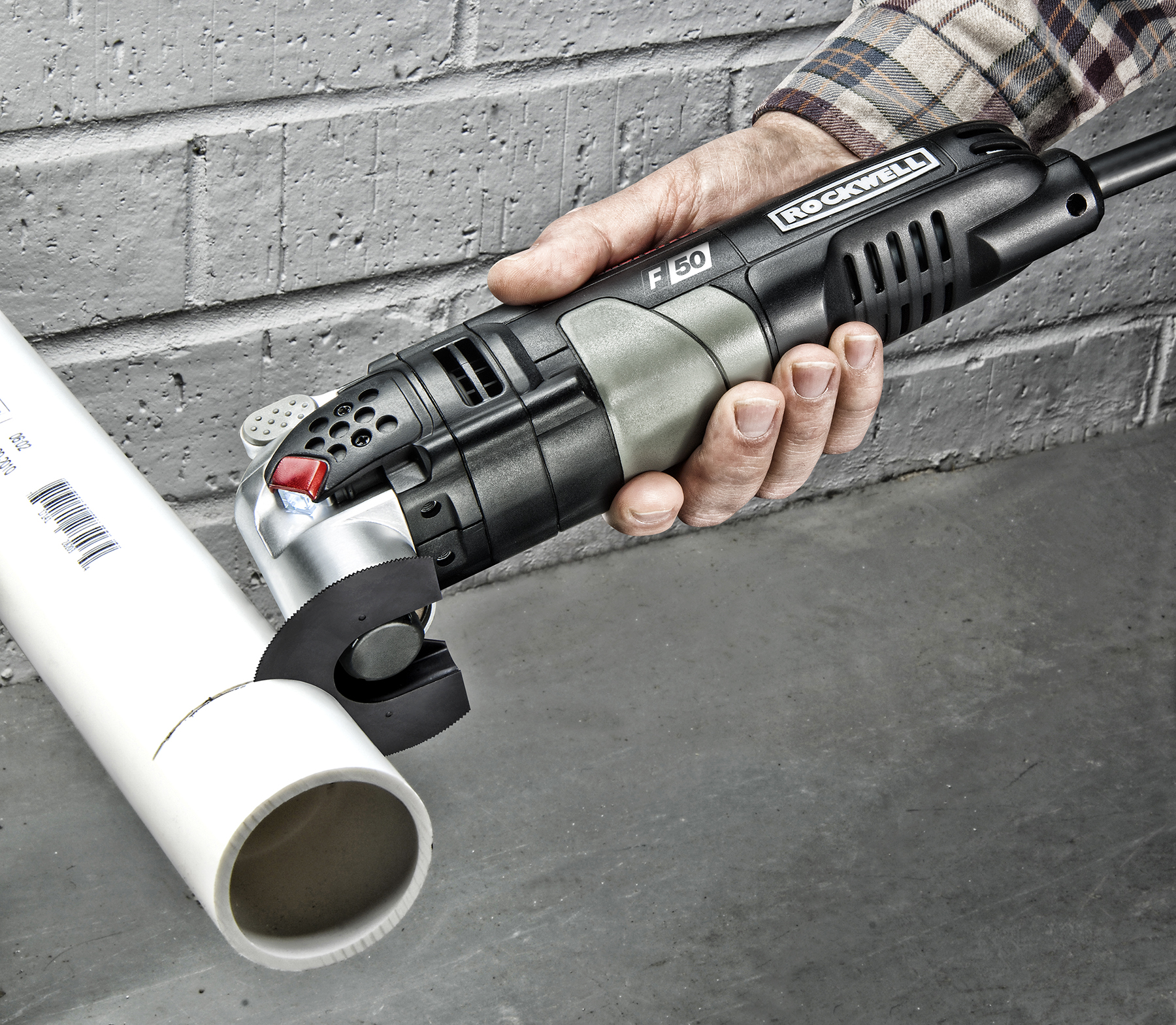 New Rockwell Sonicrafter Oscillating Tools Cut Faster