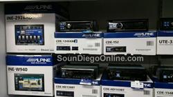 Alpine Stereo San Diego