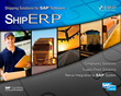 ERP Integrated Solutions to Present Release 3.0 of ShipERP™ at SAPPHIRE® NOW and ASUG Annual Conference
