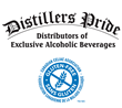 Distillers Pride North American's First Distilled Spirit to Carry the GFCP Trademark