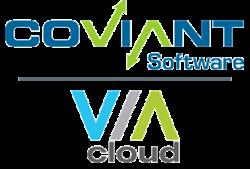 Coviant - ViaCloud Logos