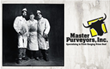 """The """"Master Purveyors""""—Sam Solasz and his sons Scott and Mark—value excellence as a family tradition"""