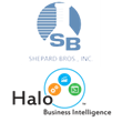 Shepard Bros., Inc. Selects Halo Business Intelligence For BI Solution