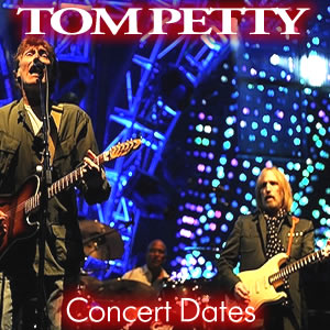 tom petty concerts announced in los angeles philadelphia quincy portland new york anaheim. Black Bedroom Furniture Sets. Home Design Ideas