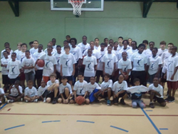 Houston Summer Basketball Camp
