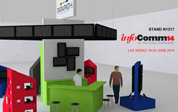 Come and see us at InfoComm, Stand N1317