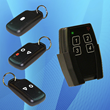 FIREFLY and HORNET handheld/key fob transmitters