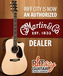 Martin Guitars, Riff City Guitar, guitar, Ed Sheeran, Martin Ambassador