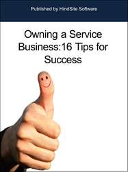 owning a service business - 16 tips for success