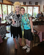 Kids Wish Network Wish Kid Meets Dolly Parton on Dollywood Wish