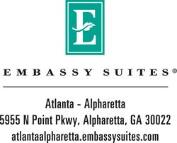 Embassy Suites Alpjaretta logo