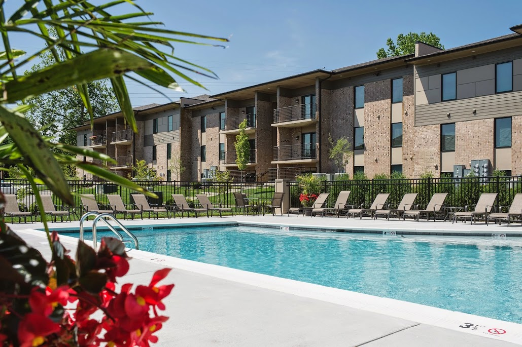 Lakewood Park Apartments Lexington