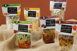 Layered Selections, Sandridge Products, Giant Eagle, Jewel, Entree, Side, Prepared Food, Deli Retails