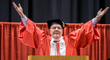 Montclair State 2014 Commencement - James Patterson Speaks to Largest...