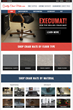Quality Chair Mats Launches Website