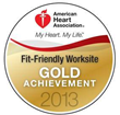 Medic Announced as Gold Level Fit-Friendly Worksite by AHA