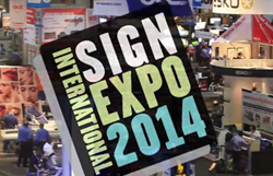 International Sign Expo (ISE) 2014