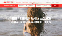 Leavetown Vacation Rentals