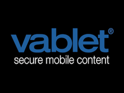 vablet - Securely Share Files and Conduct Sales Presentations on iPads or Windows 8
