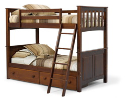 Chelsea Home Furniture Bunk Beds