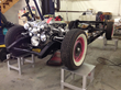 Chassis and Drivetrain for Rutledge Wood/Summit Racing 1953 Plymouth Wagon Project