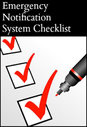 Download Regroup's Emergency Notification Checklist today!