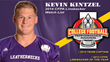 Kevin Kintzel - 2014 CFPA Watch List