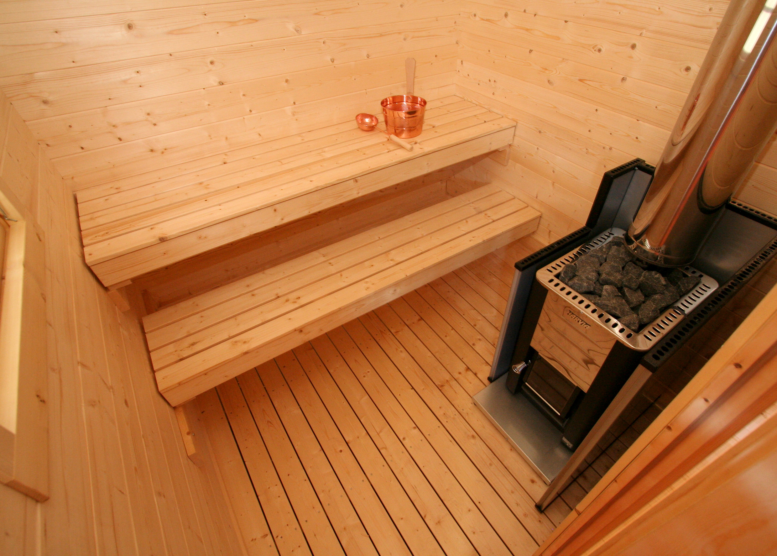 Almost Heaven Saunas Launches The Allegheny A New Wood