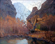 Tranquil Afternoon painting by Stephen Mirich