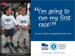 Run with World of Children Award