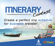 Thailand Convention and Exhibition Bureau (TCEB) and Thai Airways Search for Best Itinerary for Business Travelers