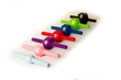 Dumbbell2, the next-generation of dumbbells, now available in new colors and weights