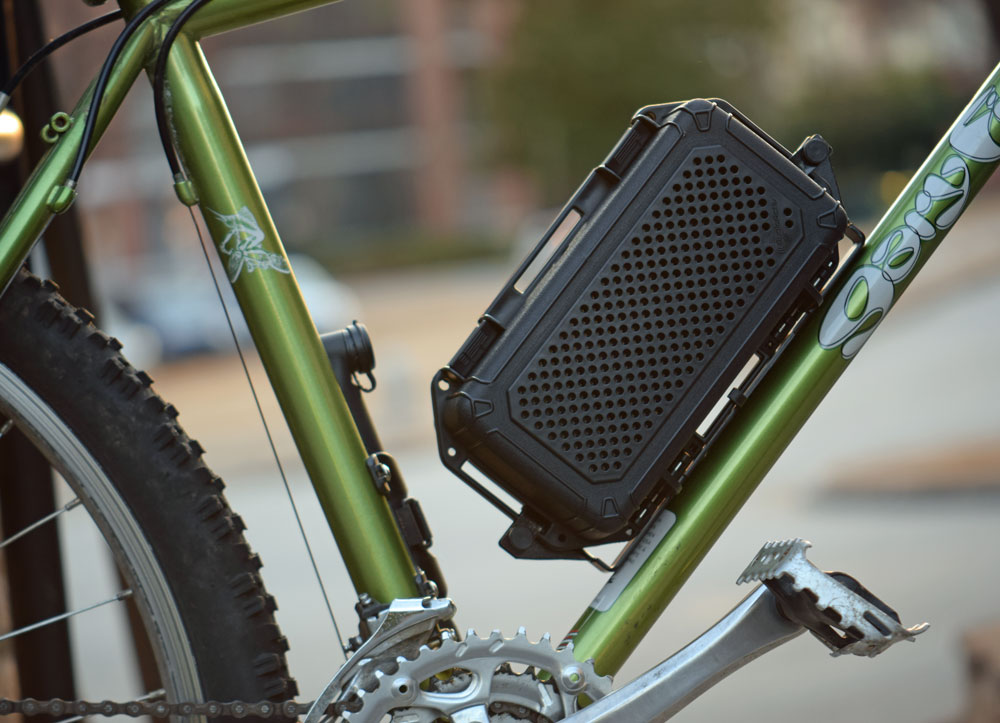 Audioactiv Transforms Biking Experience With Mount For